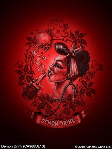Demon Drink (CA988UL13)