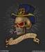 Live Now Skull (CA439UL13)