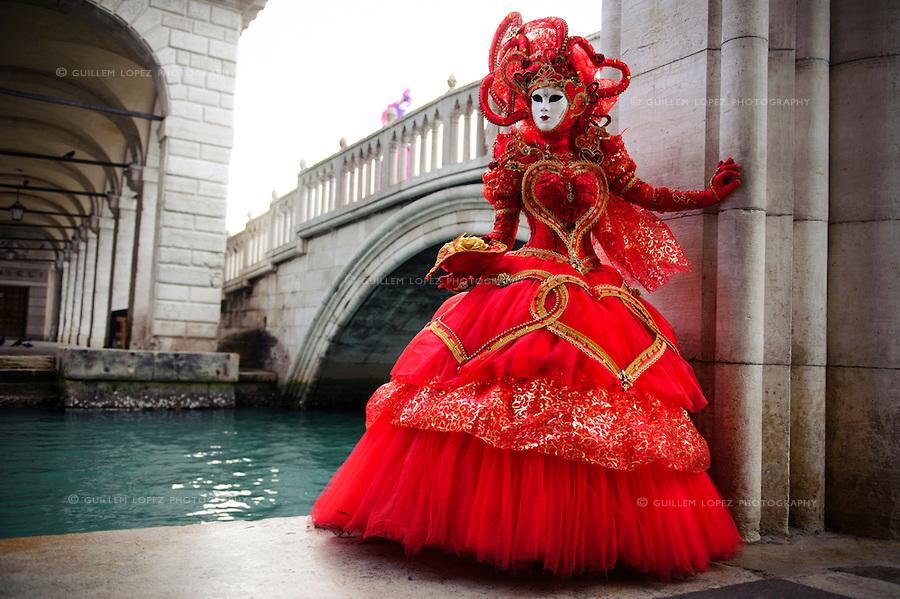 Carnival of Venice, Italy 2012