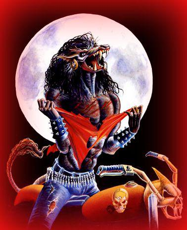 Vampire versus Werewolf2