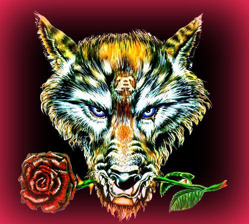 Vampire versus Werewolf4