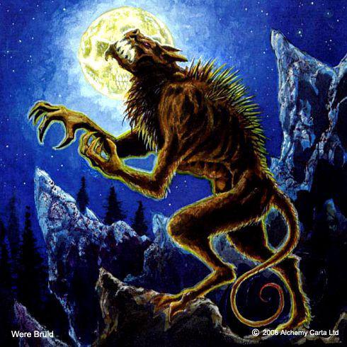 Werewolf killings