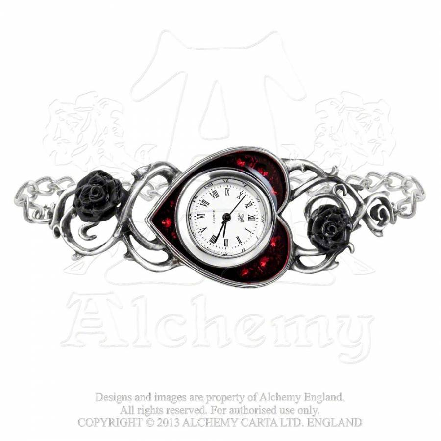 bed-of-blood-roses-bracelet-watch