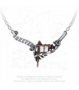 Forever Inked Necklace [ULFP22]