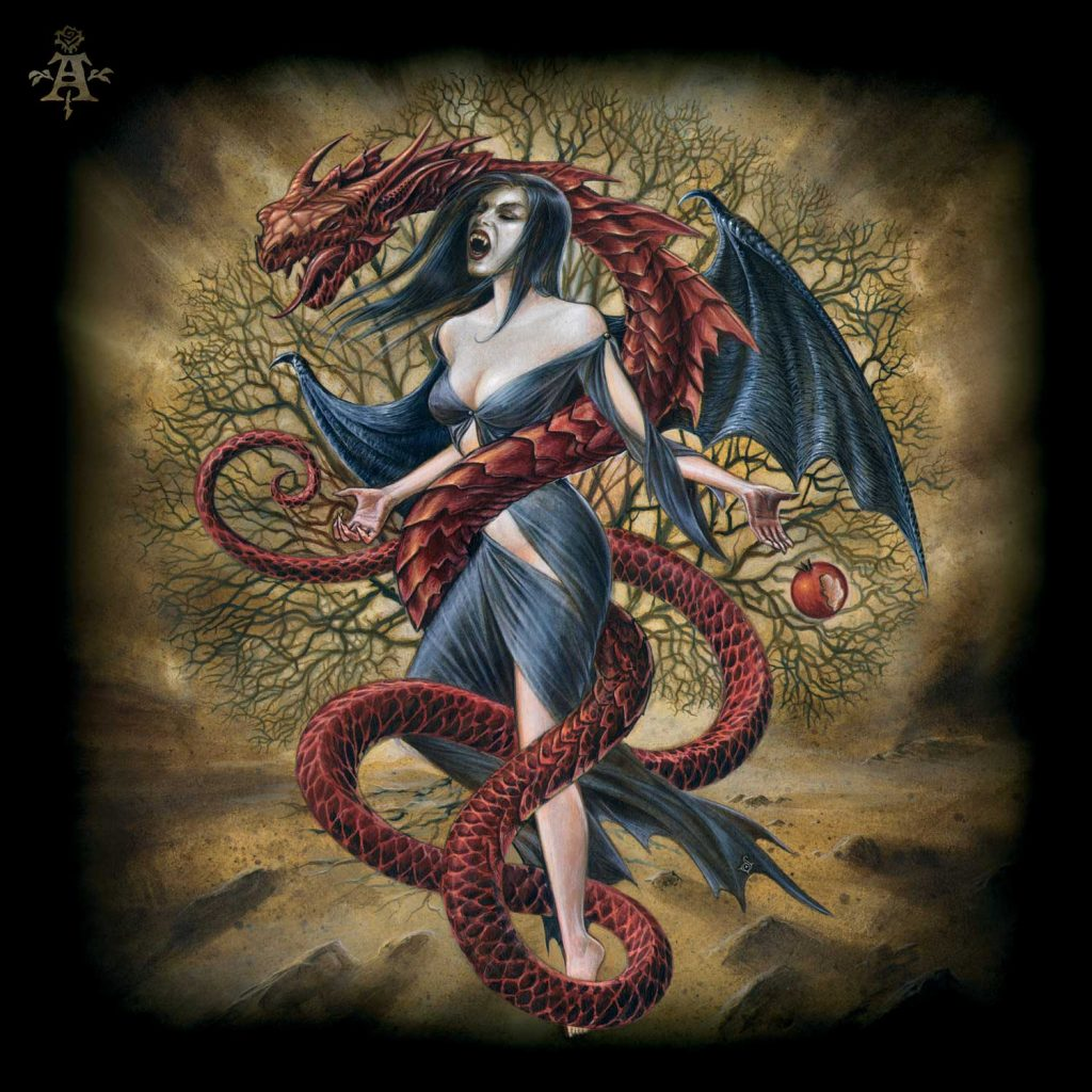 Temptation of lilith 40 years of alchemy alchemy for Maitresse lilith