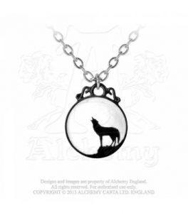 Wolf Pendant (P252)