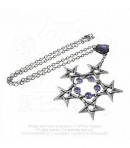 PentaGramatron Necklace (P761)