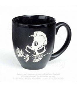 Alchemist Engraved Ceramic Mug (ALMUG2)