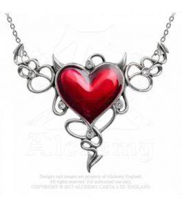 Devil Heart Genereux Pendant (ULFP25)