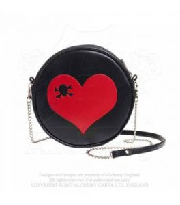 Heart Skull Purse Bag (GB1)