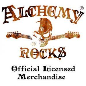New Alchemy Rocks Merchandise