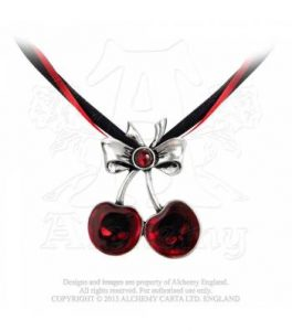 Black Cherry Pendant (ULFP19)