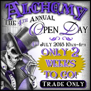 Open Day for Alchemy's Trade Customers