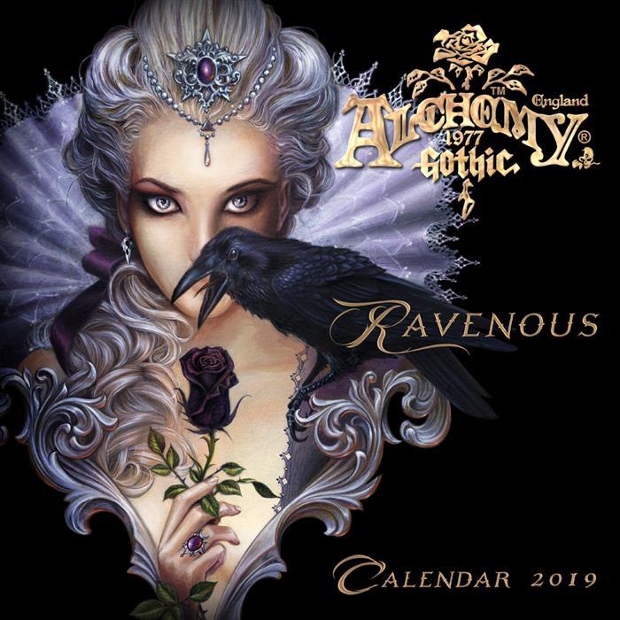 'Ravenours' 2019 Wall Calendar