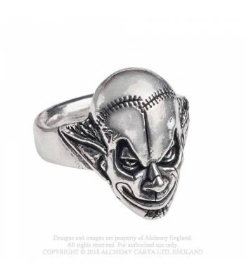 M'era Luna Evil Clown Ring (R213)