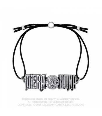 M'era Luna: Moon Logo Bracelet (AML4)
