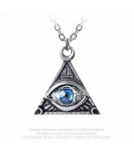 Eye of Providence Pendant (P827)