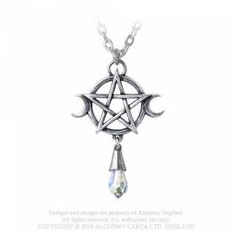 Goddess Pendant (P845)