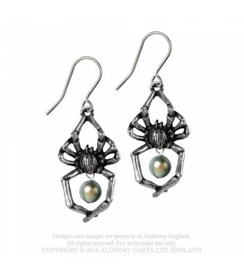 Glistercreep Earrings (E397)