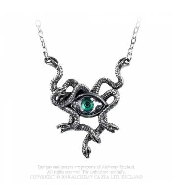 Gorgon's Eye Pendant (P847)