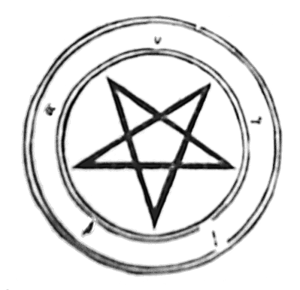 Baphomet and the Inverted Pentagram