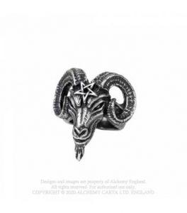 Baphomet Ring (R239)