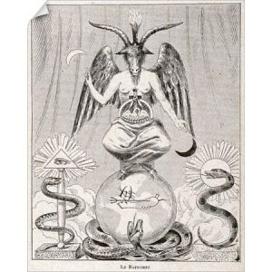 Baphomet: Deity or Demon?
